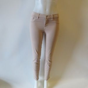 WOMENS J BRAND STRETCH KHAKI PANTS SZ 27*